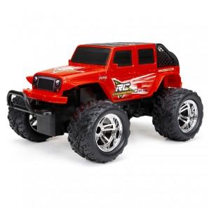 Jeep Wrangler rot, R/C 1:18,