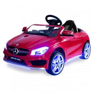 E Street Mercedes CLA45 rot 118x69x51 cm,