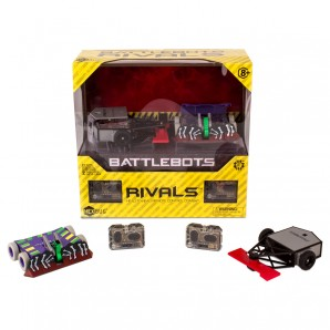 Hexbug BattleBots Rivals zusammensetzbare Teile