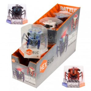 Hexbug Battle Ground Spider Singlepack