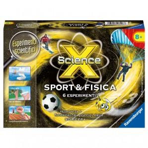 ScienceX Mini Sport, i 8-99 Jahre,