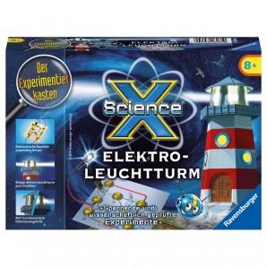 ScienceX Mini, Leuchtturm, d ab 8 Jahren,