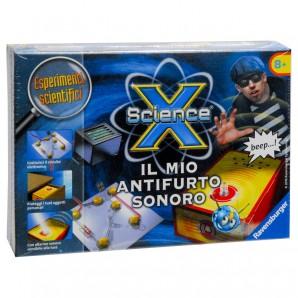 ScienceX Mini Allarme, i