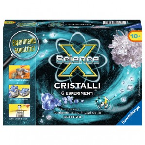 ScienceX Mini Cristalli, i