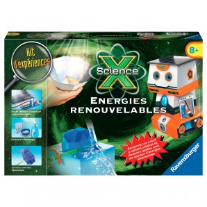 ScienceX Energie rénouvables französische Version