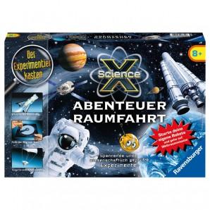 ScienceX Midi Raumfahrt, d viele spannende Experimente
