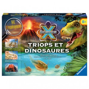 ScienceX Triops et Dino, f