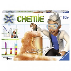 ScienceX Chemie, d Maxi,