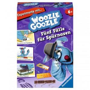 Woozle Goozle 5 Fälle für Spürnasen,