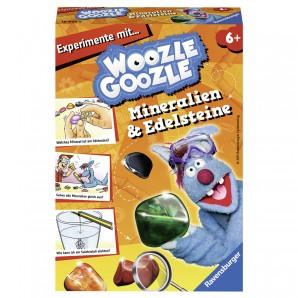 Woozle  Mineralien, d Experimente ab 6 Jahren