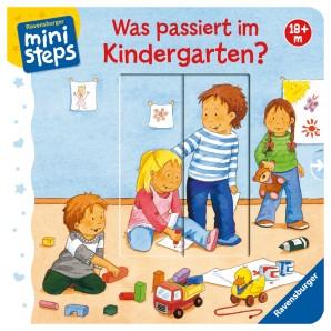 Was passiert im Kindergarten ab 18 Monaten,