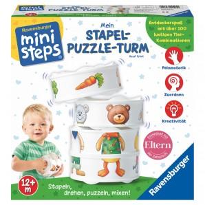 Mein Stapel-Puzzle-Turm, d Puzzle-Mix-Max Spielspass
