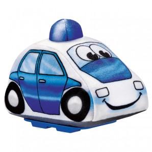 Polizei-Flitzer Stoffauto,