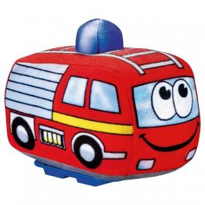 Feuerwehr-Flitzer Stoffauto,