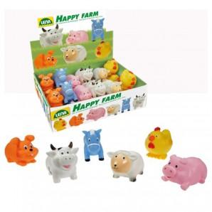 Spritztiere Happy Farm 5-7 cm,