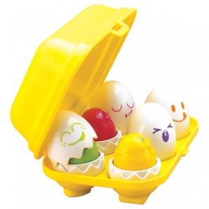 Versteck- und Quiek Eier