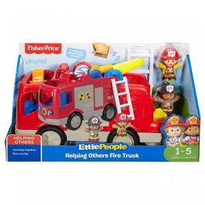 Little People Feuerwehr d