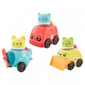Rasselspass Fahrzeuge