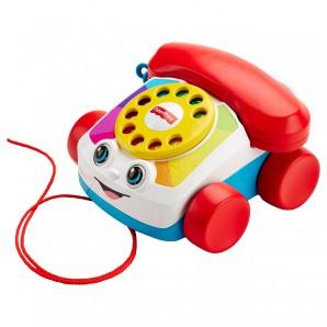 Plappertelefon zum Nachziehen