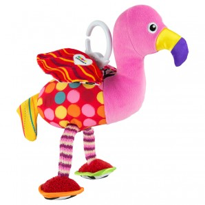 Fiona der Flamingo