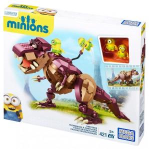 Mega Bloks Minions Dino-Ritt 421 Teile,