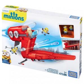 Mega Bloks Minions grosses Spielset,