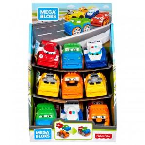 Mega Bloks Fahrzeug