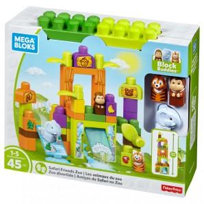 Safarifreunde-Zoo Mega Blocks,