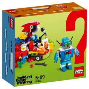 Spass in der Zukunft Lego Brand Campaign