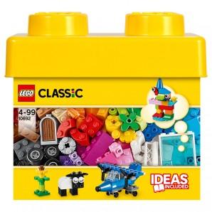 Bausteine-Box klein Lego Classic,