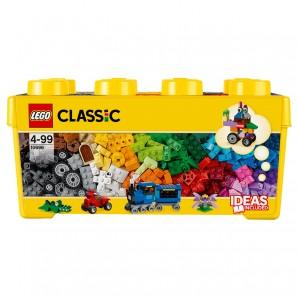 Bausteine-Box mittelgross Lego Classic,