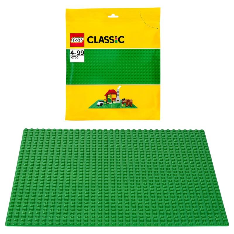 Bauplatte grün Classic Lego Classic,