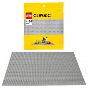Bauplatte grau Classic Lego Classic,