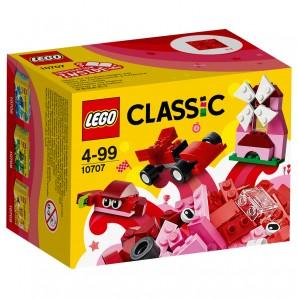 Kreativ-Box Rot Lego Classic,