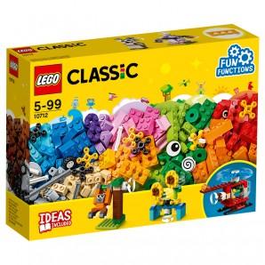 Bausteineset Zahnräder Lego Classic