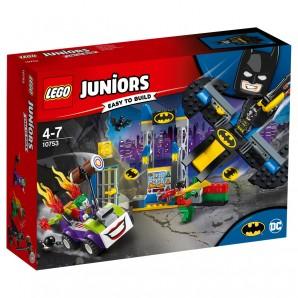 Der Joker und die Bathöhle Lego Juniors