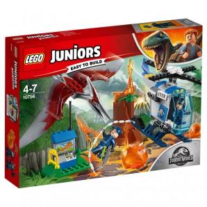 Flucht vor dem Pteranodon Lego Juniors