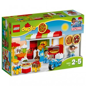 Pizzeria Lego Duplo,