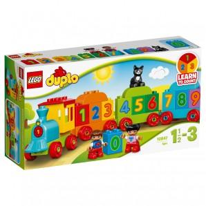 Zahlenzug Lego Duplo,
