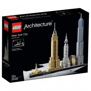 New York City Lego Architecture