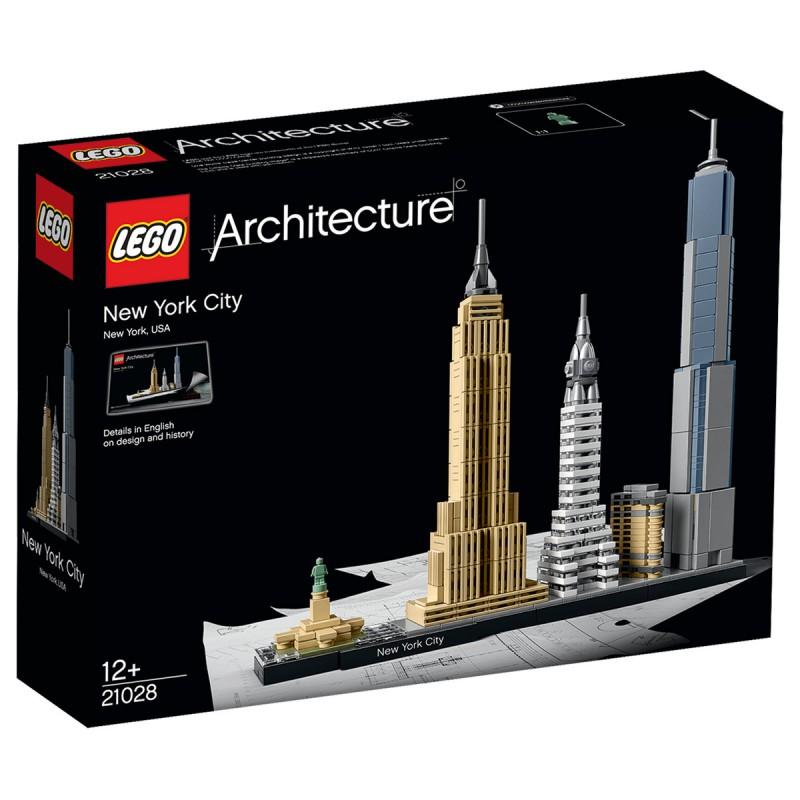 New York City Lego Architecture