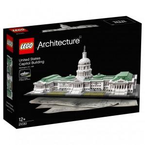 Das Kapitol Lego Architecture,