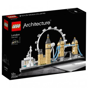 London Lego Architecture