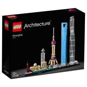 Shanghai Lego Architecture