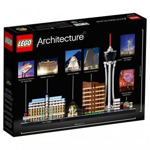 Las Vegas Lego Architecture
