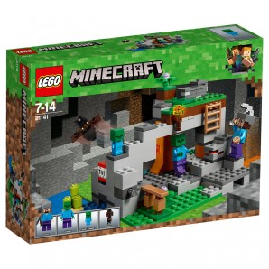 Zombiehöhle Lego Minecraft