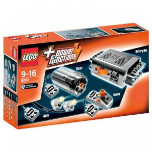 Power Functions Tuning Set Lego Motor,