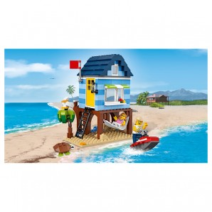 Strandurlaub Lego Creator,