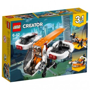 Forschungsdrohne Lego Creator