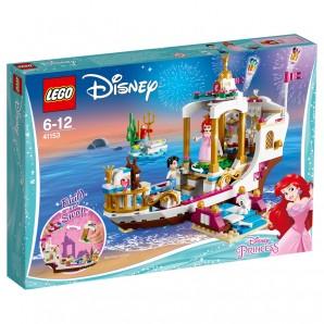Arielles Hochzeitsboot Lego Disney